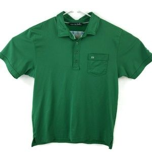 Travis Mathew  Polo Golf Shirt LOGO
